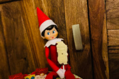 02. Dezember 2020 - Ella bringt Schokolade