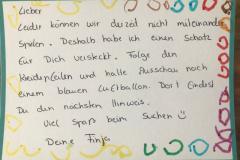 Schnitzeljagd_Brief